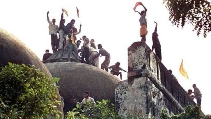 বাবরি মসজিদের স্থানে রাম মন্দির: সুপ্রিম কোর্ট