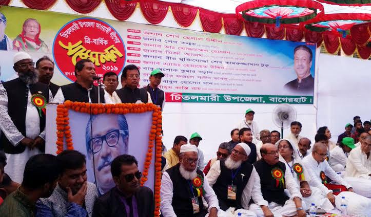 'বেগম জিয়া দেশকে ব্যর্থ রাষ্ট্রে পরিণত করেছিলেন'
