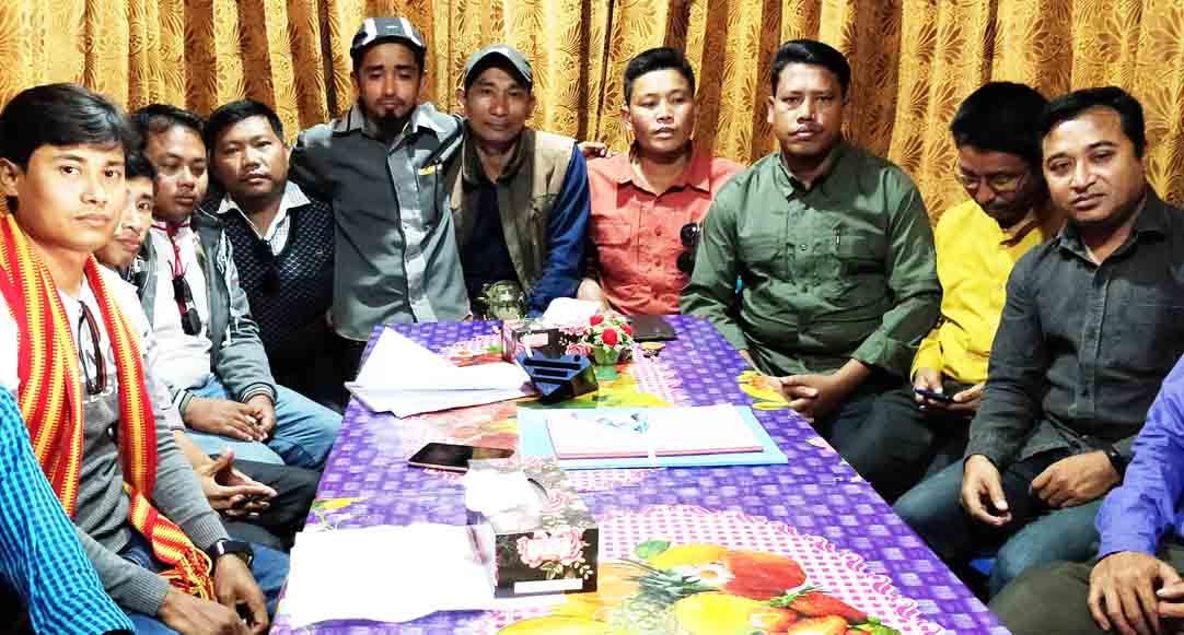 বান্দরবান থানচি প্রেস ক্লাবের নতুন কমিটি গঠন, সভাপতি অনুপম ও সাধারণ সম্পাদক শহিদুল ইসলাম