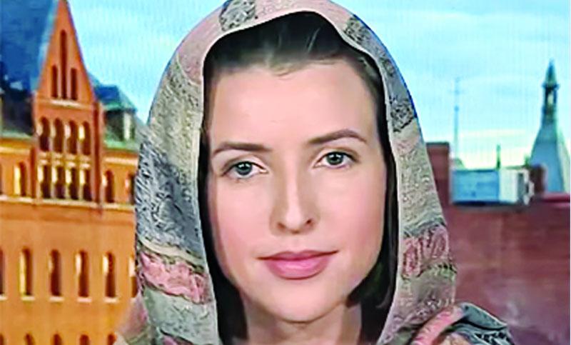 আজানের সুরে ইসলাম গ্রহণ করে জেনিফার গ্রাউত