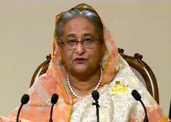 বাংলাদেশ আজ বিশ্বসভার মর্যাদার আসনে অধিষ্ঠিত: শেখ হাসিনা