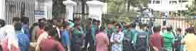 চট্টগ্রামে আওয়ামী নেতাদের বৈঠক চলছে