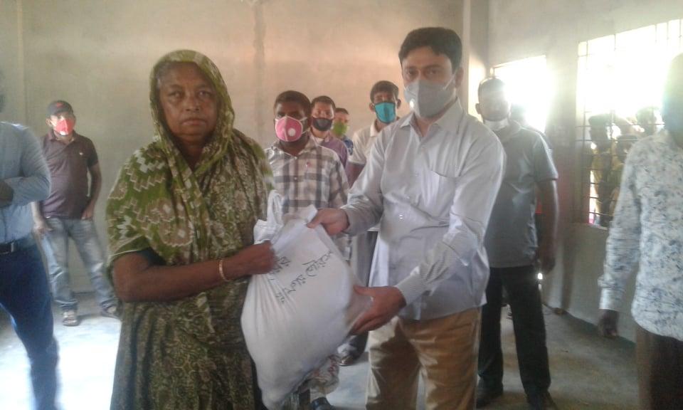 জন প্রতিনিধির কাজ হচ্ছে জনগণের সেবা করা: মেয়র কাজী শাহজাহান রিপন