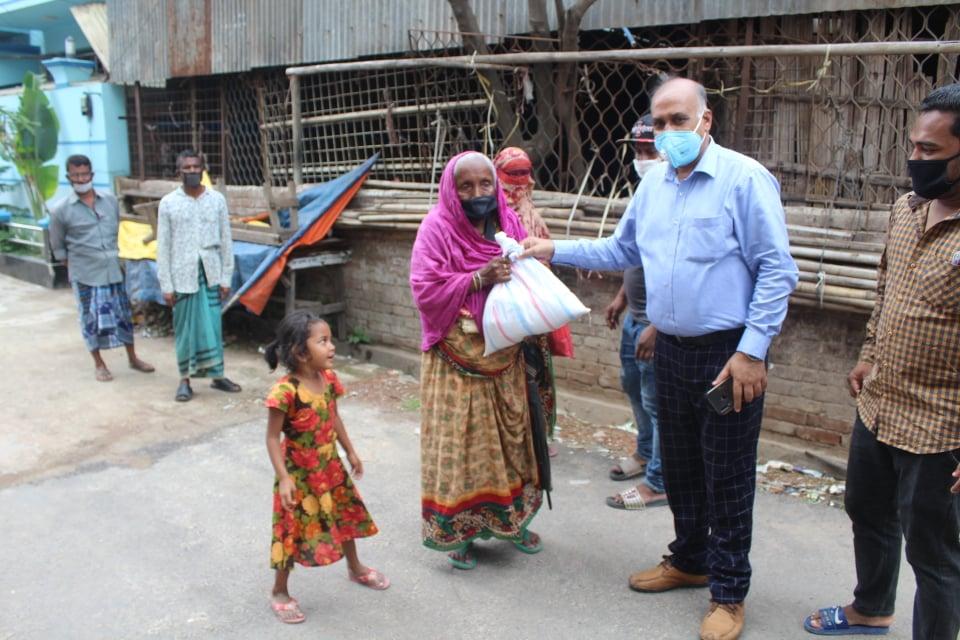 করোনা ভাইরাসের বিরুদ্ধে শুধু সচেতনতাই পারে রুখে দিতে: খোকন চৌধুরী