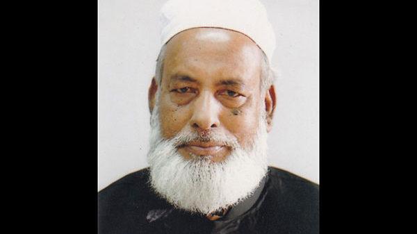 প্রতিমন্ত্রী অ্যাডভোকেট শেখ মো. আব্দুল্লাহ'র ইন্তেকাল