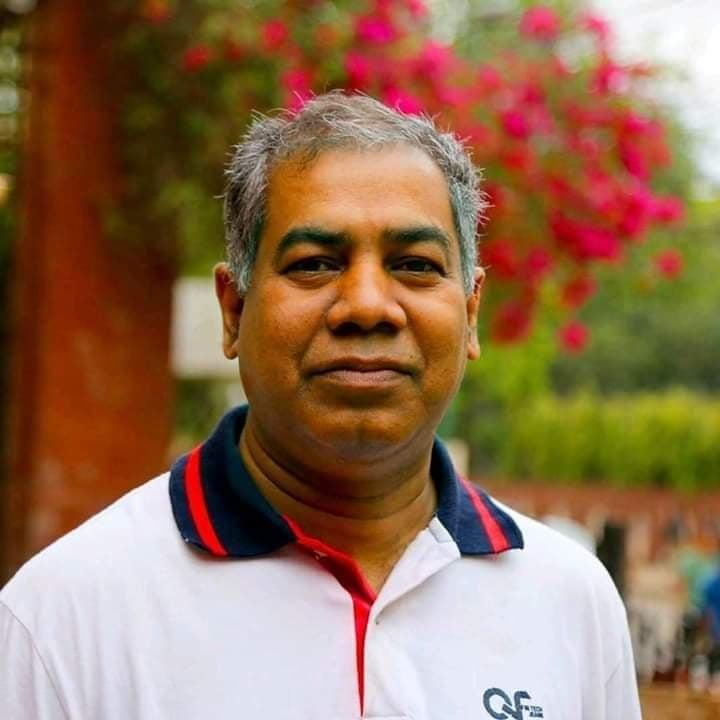সাংবাদিক কাজী আবুল মনসুর রোটারী ক্লাব অব রয়েলস'র প্রেসিডেন্ট