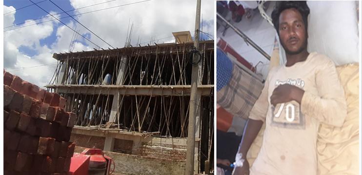 সাতকানিয়ায় বাড়ী মালিকদের অবহেলার কারণে বিদ্যুৎস্পৃষ্ট হচ্ছে নির্মাণ শ্রমিক