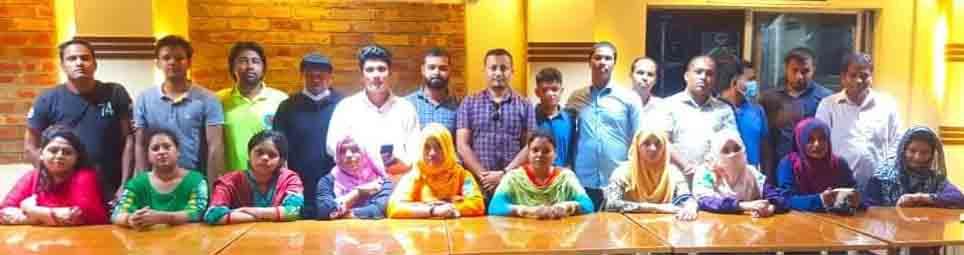 চট্টগ্রাম আইন কলেজ স্টুডেন্ট'স এসোসিয়েশন ব্যাচ ২০১৮'র ঈদ পুনর্মিলনী ও কমিটি গঠন সম্পন্ন