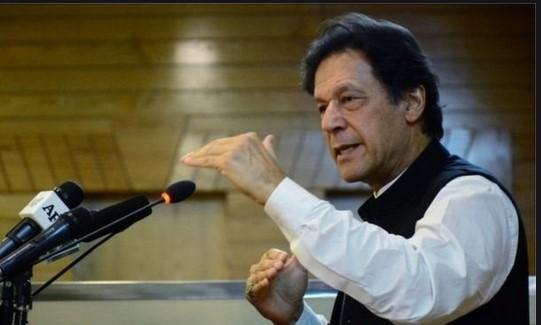 বিরোধী দলের নেতারা ক্ষমতায় আসতে পারবেন না: ইমরান খান