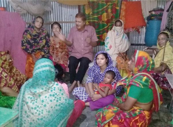 চট্টগ্রামে বাল্যবিবাহ ও মানব পাচার প্রতিরোধে গণসচেতনতামূলক সমাবেশ