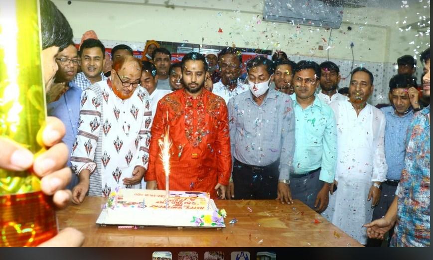 চট্টগ্রামে জনবান্ধব এপিপি রায়হাদ চৌধুরীর জন্মদিন পালিত