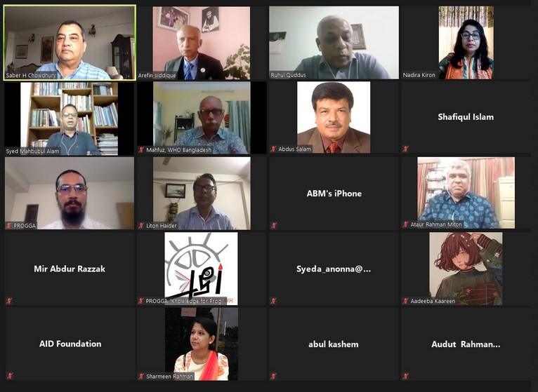 'আইন সংশোধন করে তামাক কোম্পানির হস্তক্ষেপ বন্ধ করতে হবে'