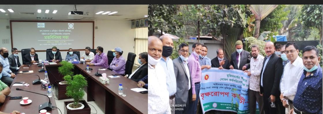 'পোশাক কারখানার কর্মপরিবেশ উন্নয়নে বিজিএমইএ ও কল-কারখানা অধিদপ্তর এক সাথে কাজ করবে'