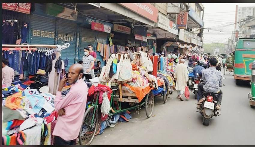 চকবাজারে পুলিশের প্রশ্রয়ে 'কোটি টাকা' চাঁদাবাজি