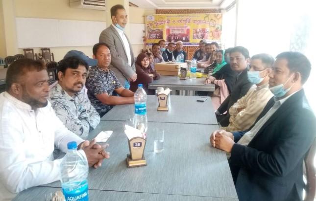 কাঞ্চনাবাদ উচ্চ বিদ্যালয় 'সহপাঠী বন্ধু ফোরাম ৯৪' ব্যাচের পুনর্মিলনী