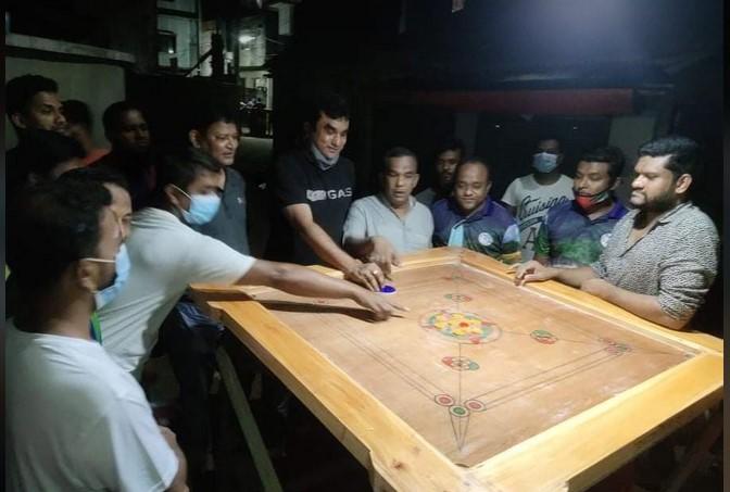 মাদারবাড়ী শোভনীয়া ক্লাব আন্তঃ ক্রীড়া প্রতিযোগিতা