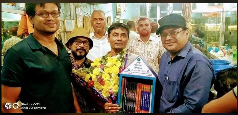 বাড়ছে 'সেলুন পাঠাগার বিশ্বজুড়ে'র কার্যক্রম; নতুন আরেকটি সেলুন উদ্বোধন