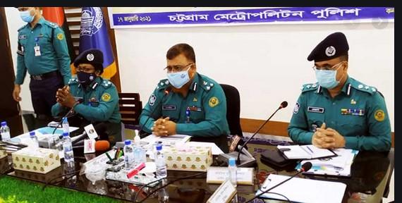 আইনশৃঙ্খলা পরিস্থিতির অবনতি ঘটাতে দেয়া হবে না: সিএমপি কমিশনার