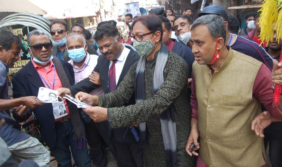 নির্বাচিত হলে চট্টগ্রামকে পরিকল্পিত পর্যটন নগরী হিসেবে গড়ে তুলবো: ডা: শাহাদাত