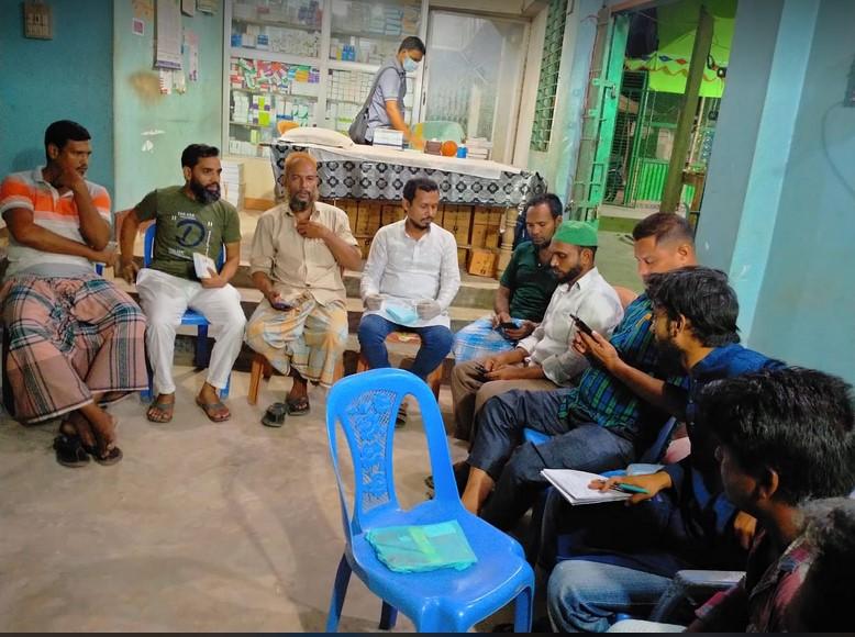 দোহাজারীতে মরহুম এস এম সামশুল হুদা ফাউন্ডেশন'র যাকাত বিতরণ সম্পন্ন