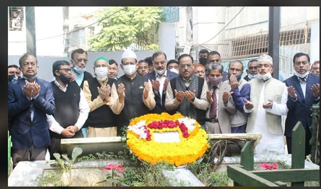 চ্যালেঞ্জ মোকাবেলায় মরহুম জননেতারা হবে আমার কাজের প্রেরণা: এম রেজাউল করিম চৌধুরী