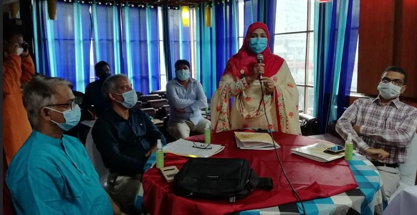 রাজশাহীতে এডভোকেসি সভা অনুষ্ঠিত