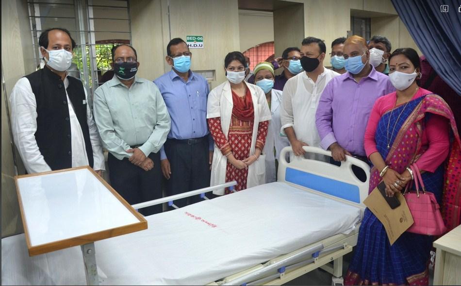 'পূর্ণাঙ্গ মেডিকেল কলেজ হাসপাতালে রূপান্তর হবে জেনারেল হাসপাতাল'