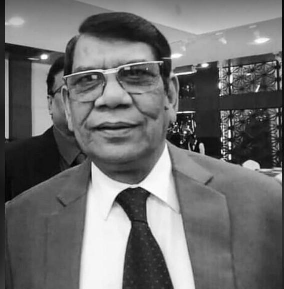 ডাঃ গোলাম মুর্তজা হারুনের মৃত্যুতে আ জ ম নাছির'র শোক