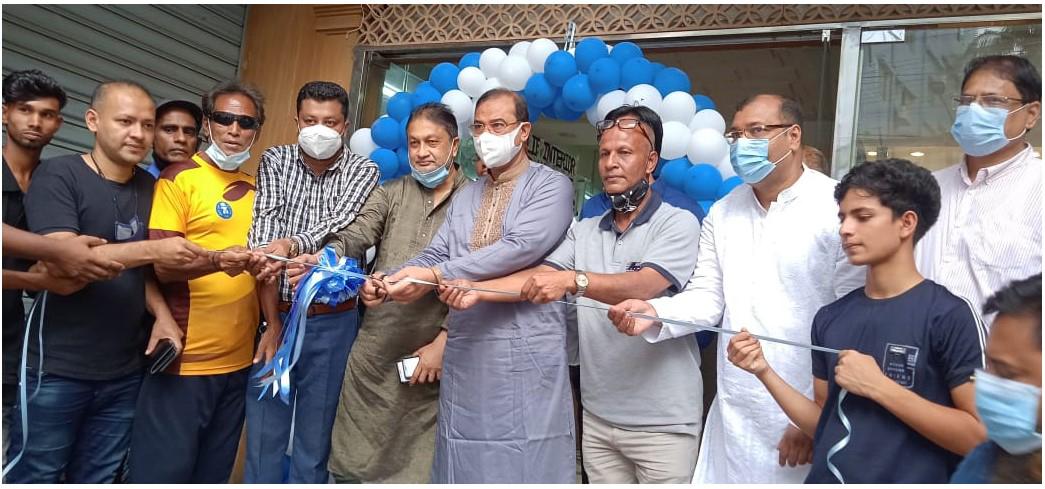 চট্টগ্রামে ভিজিল্যান্ট ট্রেডের নতুন শোরুম উদ্বোধন