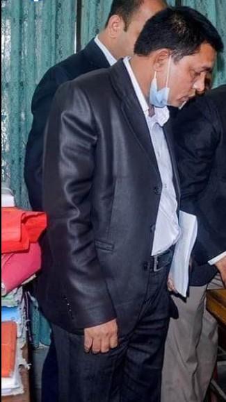 ডাঃ শাহাদাত হোসেন'র একান্ত সচিব মারুফুল হক চৌধুরীর মুক্তি