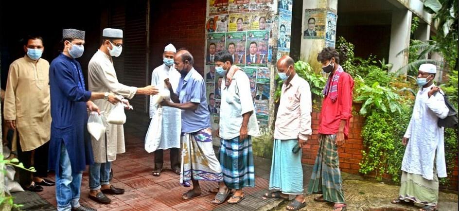 দেশের মানুষের মৌলিক অধিকার নিশ্চিত করুন: ডা. শাহাদাত হোসেন