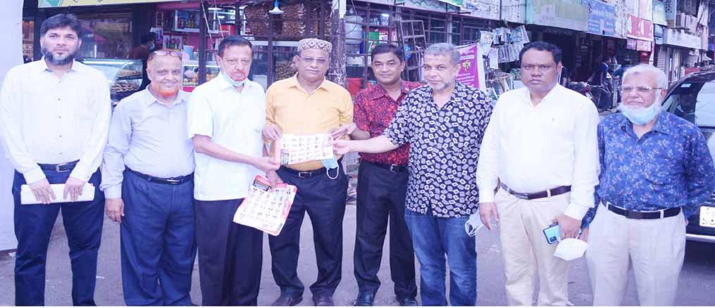 চট্টগ্রাম মা ও শিশু হাসপাতাল নির্বাচনে তাহের খান-রেজাউল করিম আজাদ পরিষদের নির্বাচনী গণসংযোগ
